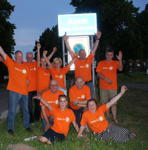 Zomer in Gelderland - team Alem